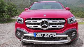 Download Mercedes-Benz Clase X - Contacto en Chile - Matias Antico - TN Autos Video
