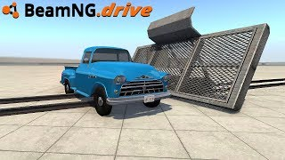 Download BeamNG.drive - ROCKET SLED Video