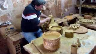 Download Traditional Pottery / Cerâmica Tradicional - Tour Evora Portugal Premium Tours Video