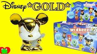 Download Disney Wikkeez Blind Bags 50+ To Collect Plus Gold Rockstar Mickey Video