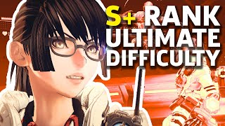 Download Astral Chain: S+ Rank On Ultimate Difficulty Gameplay Video