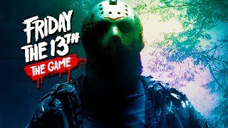 Download WORLD RECORD FASTEST ESCAPE!? - Friday the 13th Game with The Crew! Video