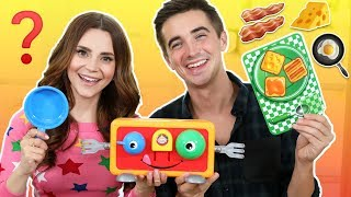 Download We Try The Crazy Toaster Game Video