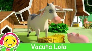 Download Vacuta Lola - Cantece pentru copii cu animale Video