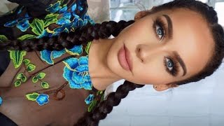 Download How To: Dutch/French Braid Your Own Hair | Carli Bybel Video