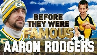 Download AARON RODGERS - Before They Were Famous - Green Bay Packers QB and Olivia Munn BF Video