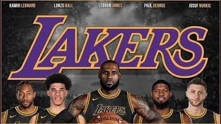 Download Lebron James To Lakers Now CONFIRMED With Paul George & Kawhi To Get Revenge On Warriors Video
