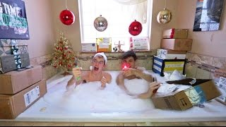 Download CHRISTMAS BATH FAN MAIL OPENING SPECIAL! Video