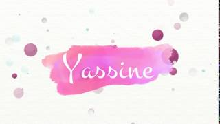 Download New intro -Yassine bnr 2017 Video