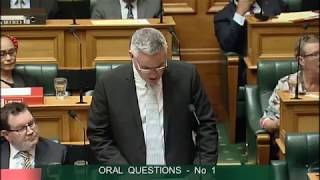 Download Question 1 - Rt Hon Simon William English to the Prime Minister Video