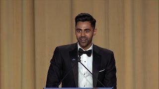 Download Hasan Minhaj full White House Correspondents Dinner speech Video