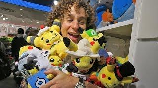 Download Tienda JAPONESA de Pokemon! Gasté más de lo que debía... Video