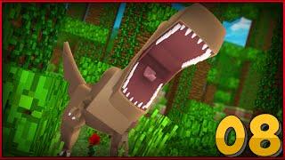 "Download Minecraft Jurassic World - Jurassic Park - RAPTORS!!! #8 - ""Jurassic Craft Roleplay″ Video"
