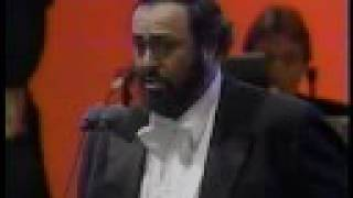 Download Pavarotti- La Traviata- Brindisi Video