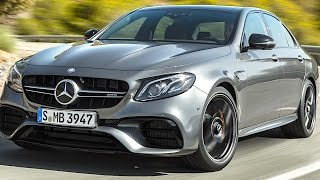 Download AMG E63 2017 REVIEW In Detail Mercedes AMG E63S REVIEW 2017 New E Class 2017 CARJAM TV HD Video