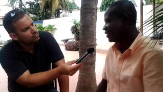 Download MALLAM SHAMUNA WITH GERMAN MEDIA about the 2014 world cup 1 Video