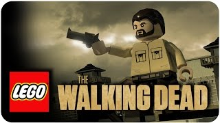 Download LEGO The Walking Dead Video Game - Gameplay Video