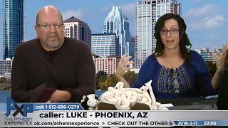 Download Atheists Must Be Moral Nihilists | Luke - Phoenix, AZ | Atheist Experience 22.05 Video