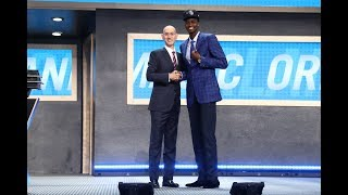 Download Jonathan Isaac Drafted 6th Overall by Orlando Magic in 2017 NBA Draft Video