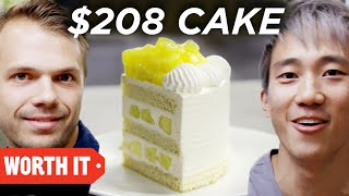 Download $7 Cake Vs. $208 Cake • Japan Video