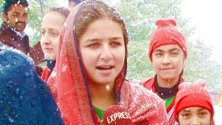 Download Heavy Snow Falling in Mahodand lake Swat Valley Video