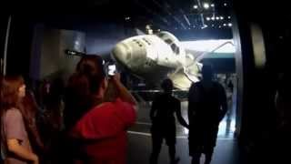 Download Space Shuttle Atlantis exhibit in Florida Video