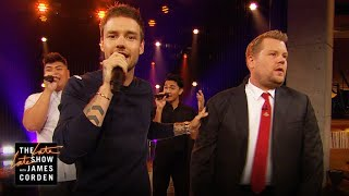 Download Boy Bands v. Solo Artists Riff-Off w/ Liam Payne Video