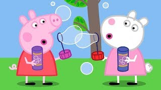 Download Peppa Pig English Episodes | The Race to Peppa's House Peppa Pig Official Video