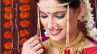 Download मराठी उखाणे | Marathi Ukhane छोटी छोटी उखाणी Video