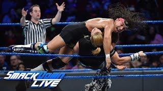 Download Chad Gable vs. Tyler Breeze: SmackDown LIVE, Dec. 6, 2016 Video