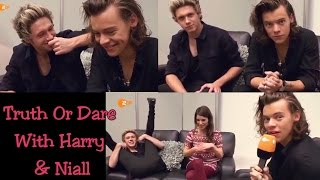 Download Truth Or Dare with Harry Styles & Niall Horan - Interview 11/09/2014 Video