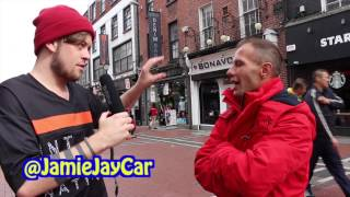 Download Jamie Jay Car Asks - North Dublin OR South Dublin - Which is better? Video