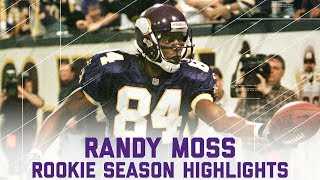 Download Randy Moss' FULL Rookie Season Highlights | #CountdownToKickoff | NFL Highlights Video
