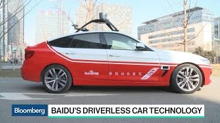 Download Baidu Challenges Google, Tesla With Driverless Car Tech Video