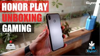 Download Honor Play Unboxing, Gaming and Benchmarks - iGyaan Video