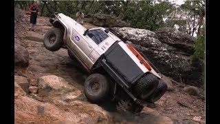Download Wild 4WD Weekender - NSW South Coast ! MENTAL Rock Steps, Ruts & Mudholes Video