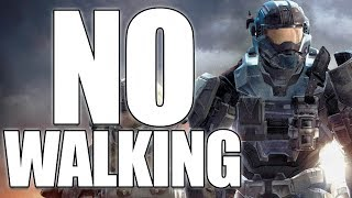 Download Beating Halo Reach WITHOUT Walking? (Halo Reach No Walking) Video