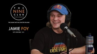 Download The Nine Club With Chris Roberts | Episode 31 - Jamie Foy Video