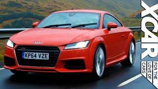 Download 2015 Audi TT: Slick, Fast, Sharp - XCAR Video