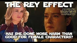 Download Rey and the sad devolution of the female character Video