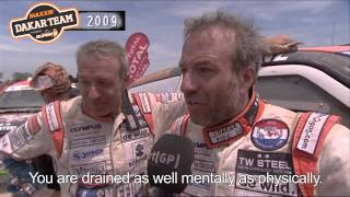 Download Maxxis Dakarteam 2015 plans presented: Tim and Tom Coronel buggy, v.d. Goorbergh on the Malle Moto Video
