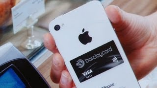 Download Barclaycard PayTag: NFC contactless payment sticker Video