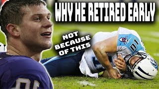 Download What Happened to Jake Locker? (Why He REALLY Retired Early..Its Not What You Think) Video