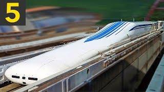 Download Top 5 FAST Train Passbys - 600kph! Video