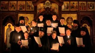 Download Пасхальные песнопения в Свято-Покровском Голосеевском монастыре Video