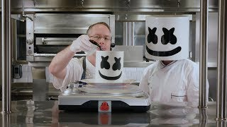 Download Cooking with Marshmello: How To Make Marshmello Dessert Tower (Wynn Edition) Video