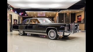 Download 1977 Lincoln Continental Town Coupe For Sale Video
