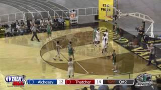 Download Alchesay vs Thatcher Boys Round Ball Championship Highlights Video