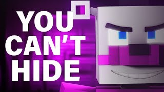 Download FNAF SISTER LOCATION SONG   ″You Can't Hide″ [Minecraft Music Video] by CK9C + EnchantedMob Video