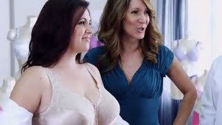 Download Bra Makeover - Melanie's Bra Makeover Video